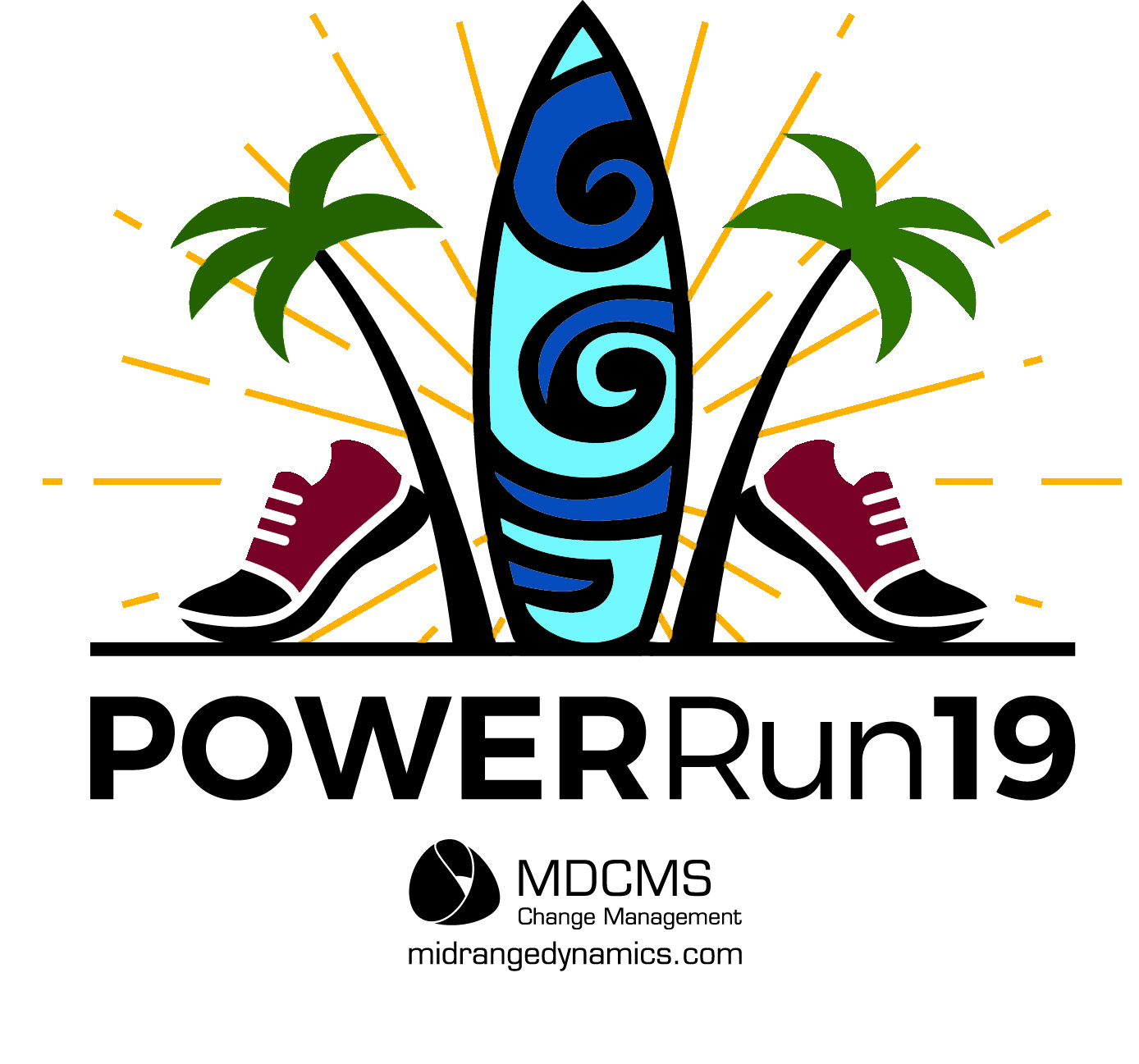 2019 POWER Run 5K